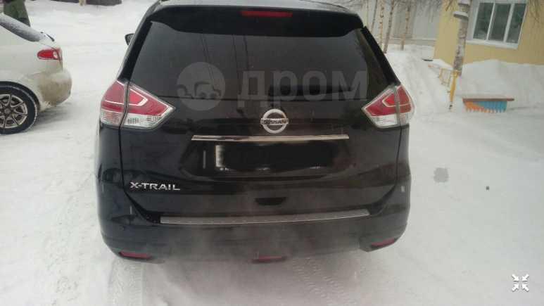 Nissan X-Trail, 2017 год, 1 430 000 руб.