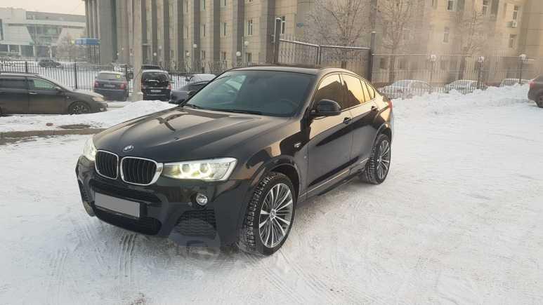 BMW X4, 2015 год, 2 040 000 руб.