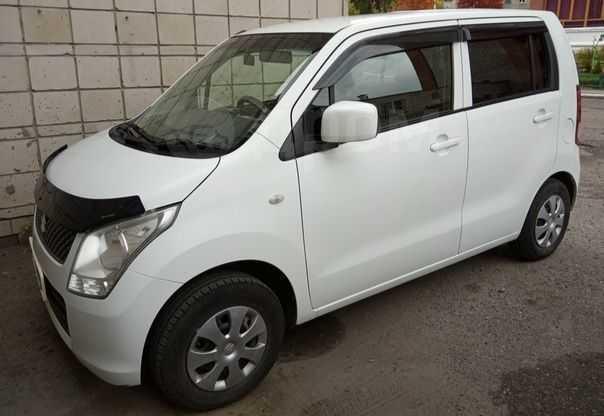 Suzuki Wagon R, 2010 год, 260 000 руб.