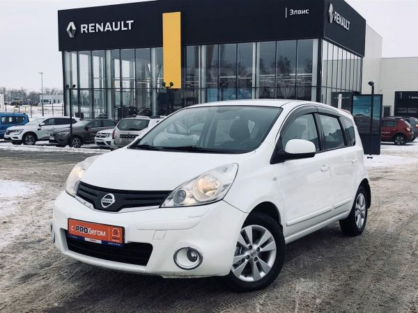 Nissan Note, 2012 год, 380 000 руб.