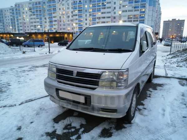 Nissan Caravan Elgrand, 1997 год, 390 000 руб.