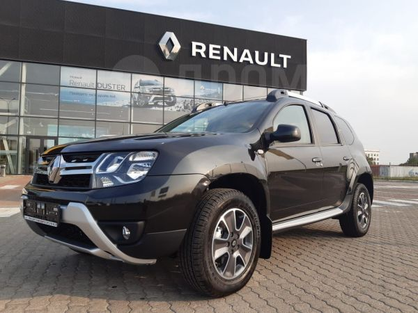 Renault Duster, 2019 год, 920 000 руб.