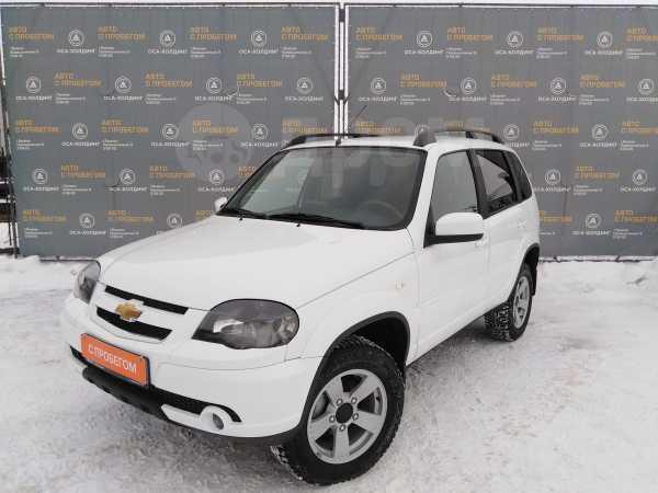 Chevrolet Niva, 2019 год, 757 000 руб.