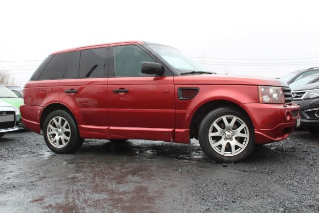 Land Rover Range Rover Sport, 2006 год, 599 000 руб.