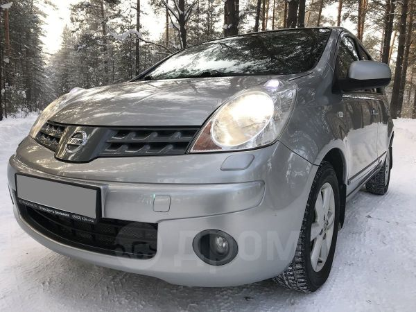 Nissan Note, 2008 год, 380 000 руб.