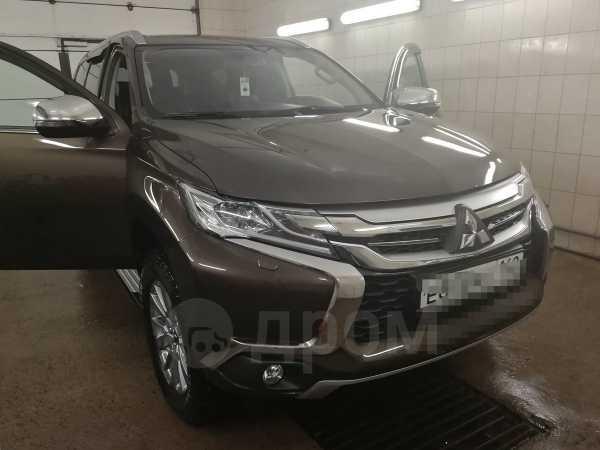 Mitsubishi Pajero Sport, 2018 год, 2 499 000 руб.