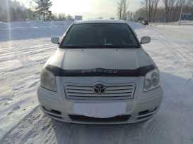 Горно-Алтайск Avensis 2005