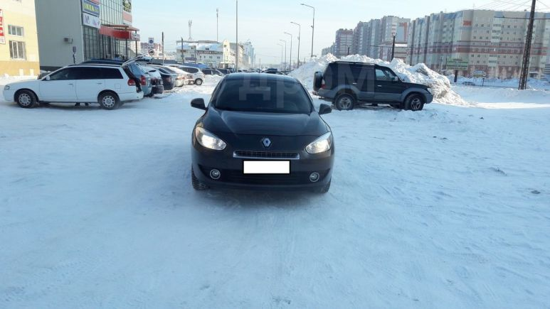 Renault Fluence, 2012 год, 455 000 руб.