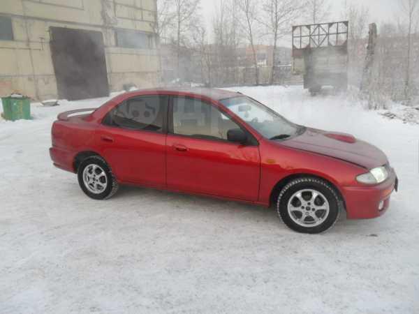 Mazda 323, 1997 год, 125 000 руб.