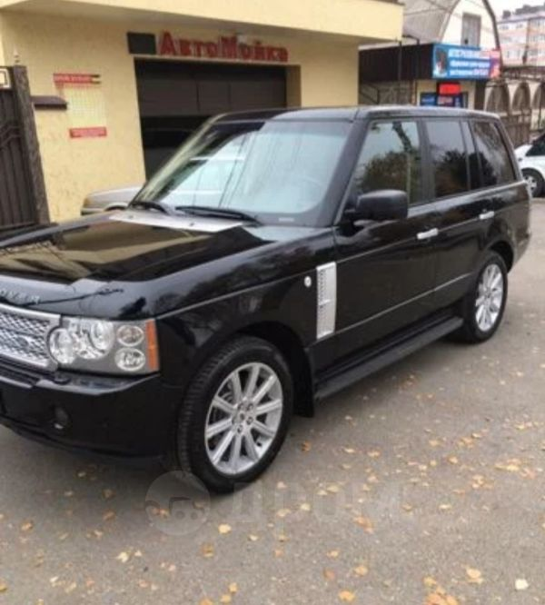 Land Rover Range Rover, 2007 год, 735 000 руб.