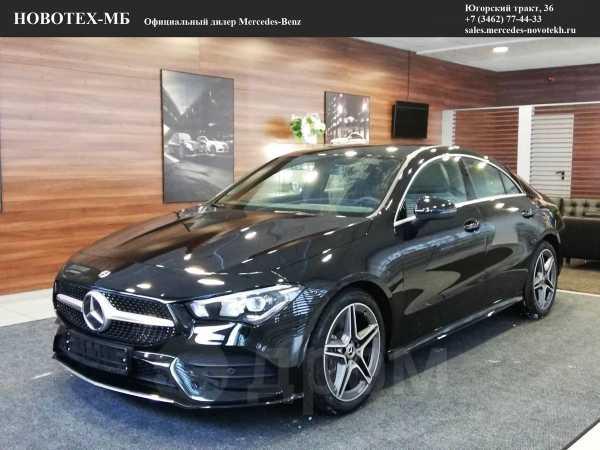 Mercedes-Benz CLA-Class, 2019 год, 2 590 000 руб.