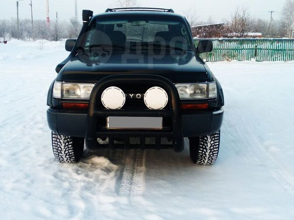 Toyota Land Cruiser, 1994 год, 815 000 руб.
