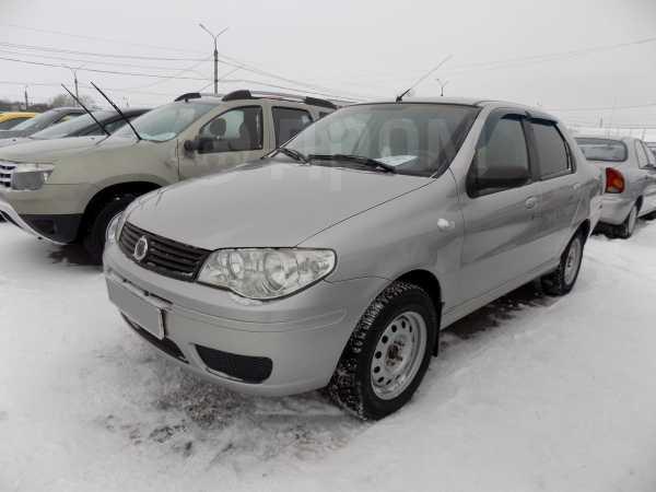 Fiat Albea, 2008 год, 218 000 руб.