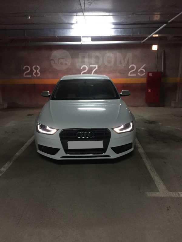Audi A4, 2014 год, 980 000 руб.