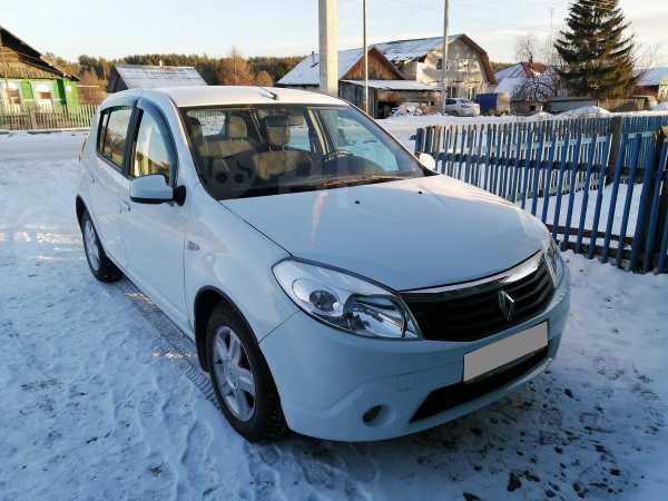 Renault Sandero, 2013 год, 360 000 руб.