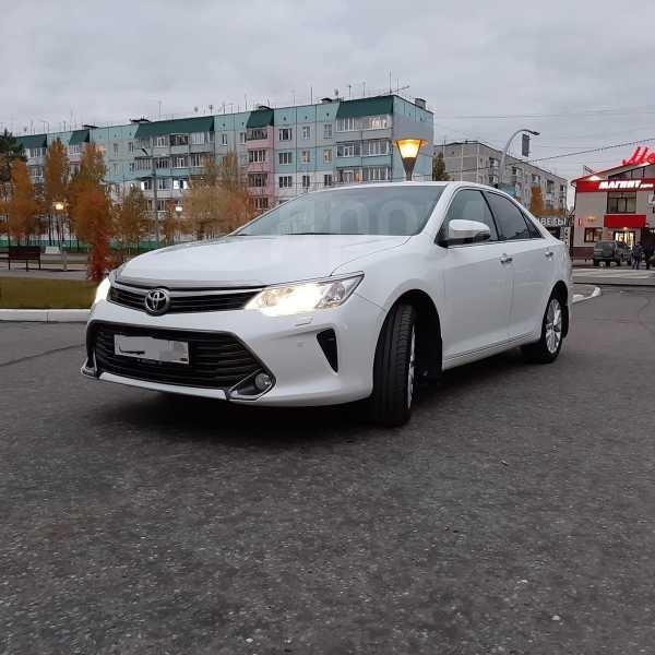 Toyota Camry, 2015 год, 1 470 000 руб.