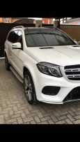 Mercedes-Benz GLS-Class, 2016 год, 4 000 000 руб.