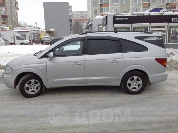 SsangYong Rodius, 2008 год, 600 000 руб.
