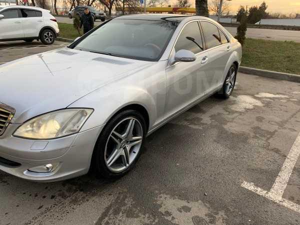 Mercedes-Benz S-Class, 2005 год, 465 000 руб.