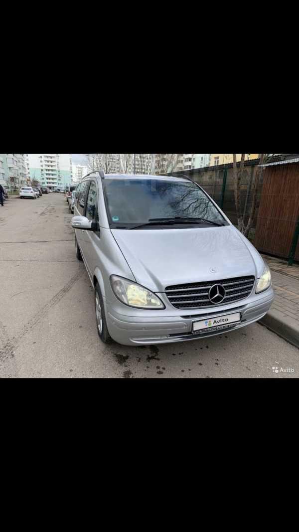 Mercedes-Benz Viano, 2006 год, 920 000 руб.