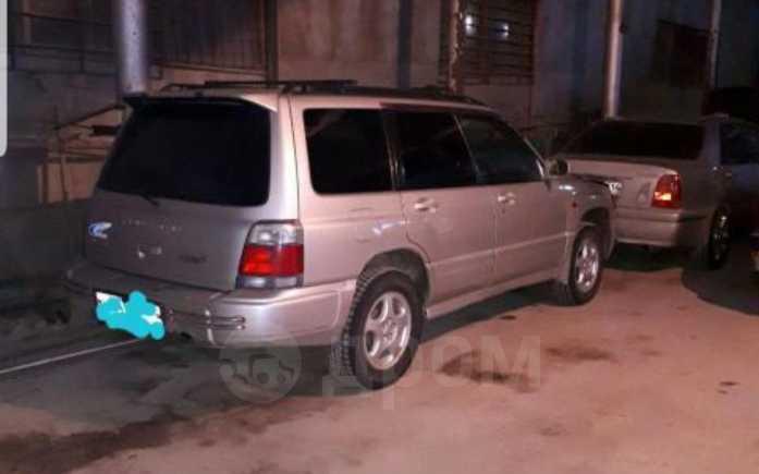 Subaru Forester, 1999 год, 310 000 руб.