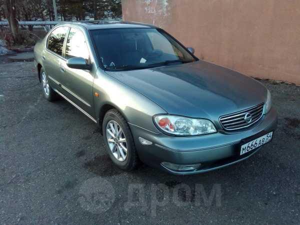 Nissan Maxima, 2004 год, 285 000 руб.