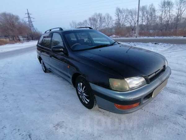 Toyota Caldina, 1996 год, 167 000 руб.