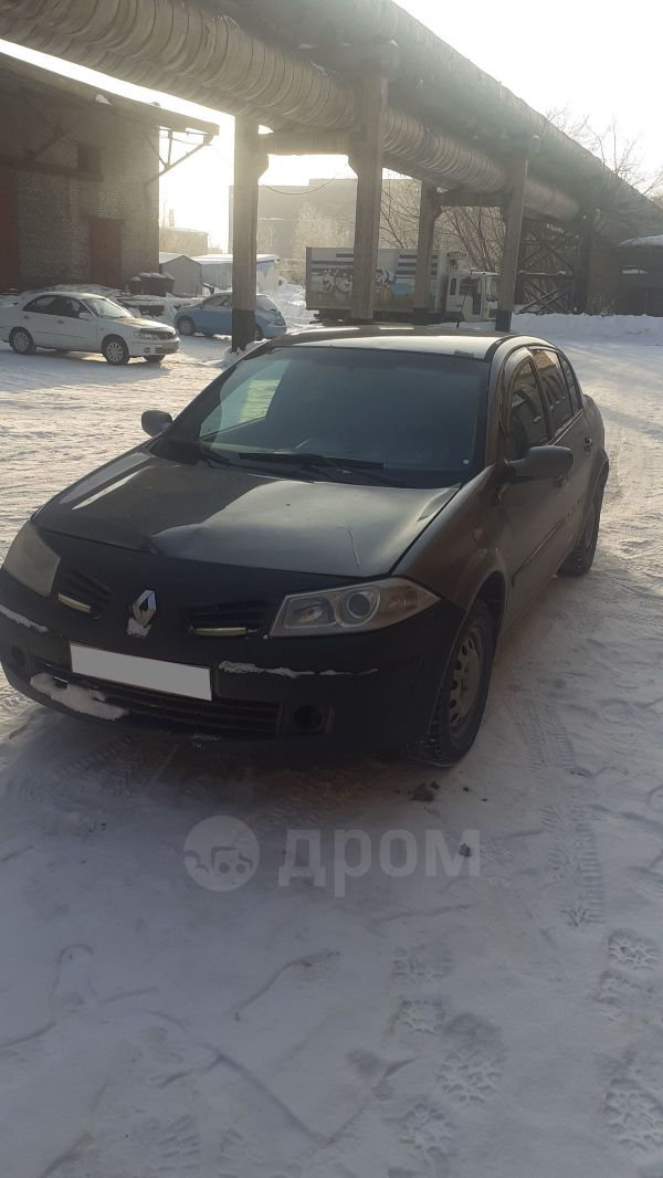 Renault Megane, 2008 год, 275 000 руб.