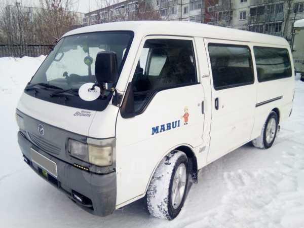 Mazda Bongo Brawny, 2002 год, 250 000 руб.