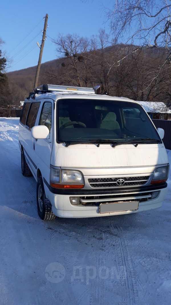 Toyota Hiace, 1999 год, 290 000 руб.
