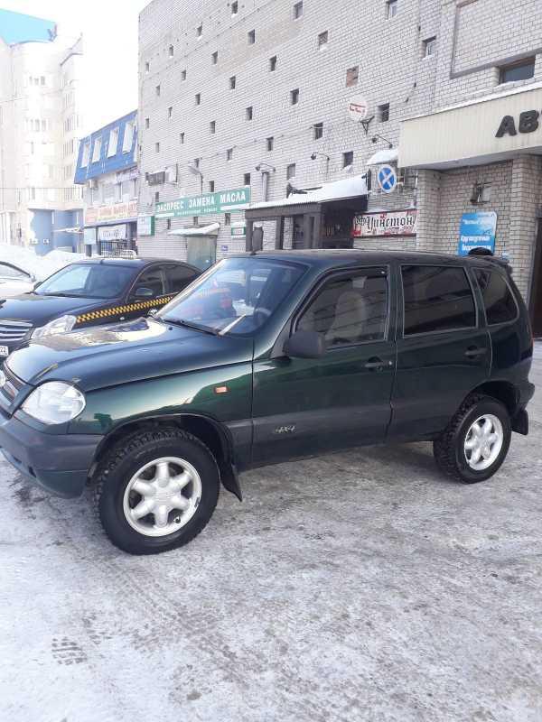Chevrolet Niva, 2004 год, 210 000 руб.