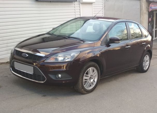 Ford Focus RS, 2010 год, 320 000 руб.