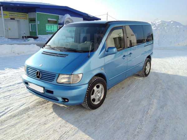 Mercedes-Benz Vito, 2002 год, 499 000 руб.