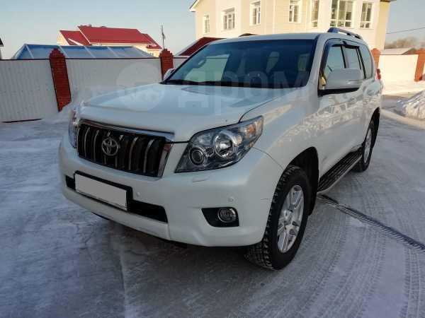 Toyota Land Cruiser Prado, 2012 год, 2 090 000 руб.