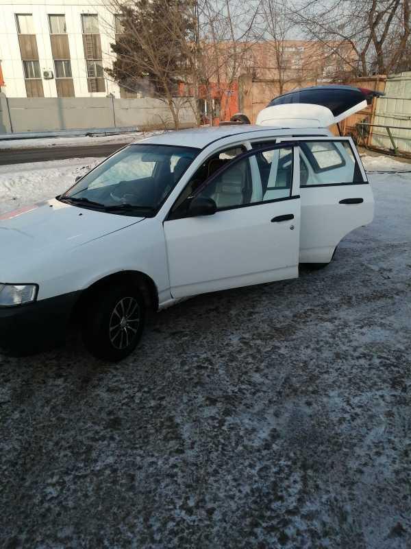 Nissan AD, 2002 год, 155 000 руб.
