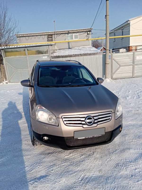 Nissan Qashqai+2, 2008 год, 540 000 руб.
