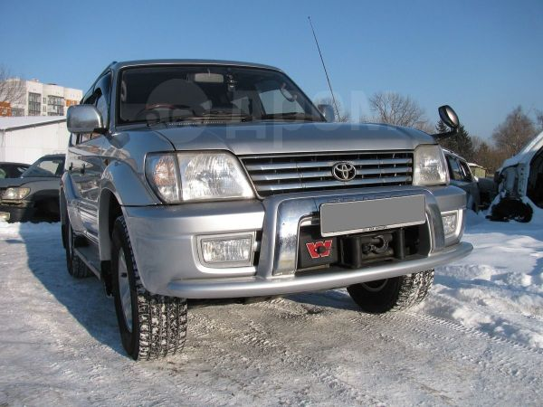 Toyota Land Cruiser Prado, 2002 год, 1 170 000 руб.