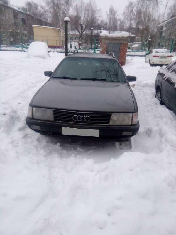 Audi 100, 1986 год, 115 000 руб.