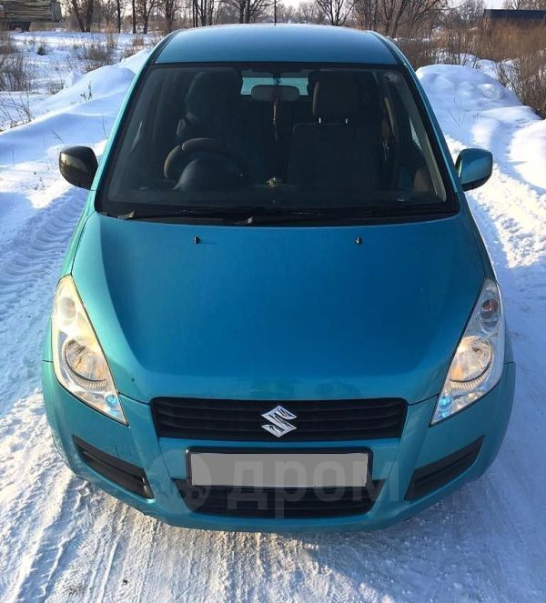 Suzuki Splash, 2011 год, 390 000 руб.