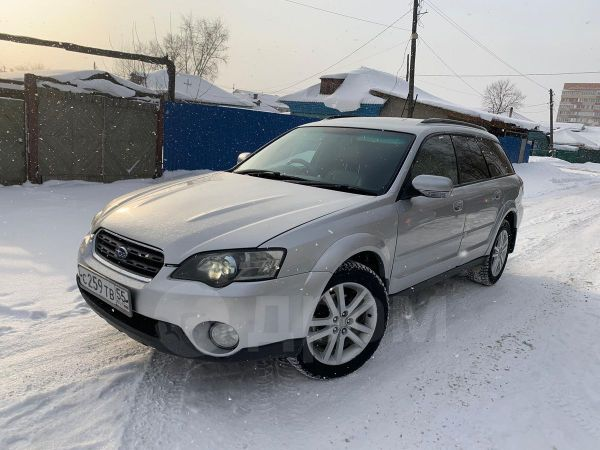 Subaru Outback, 2003 год, 395 000 руб.