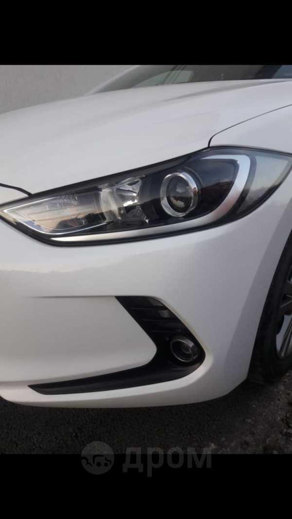 Hyundai Elantra, 2017 год, 900 000 руб.