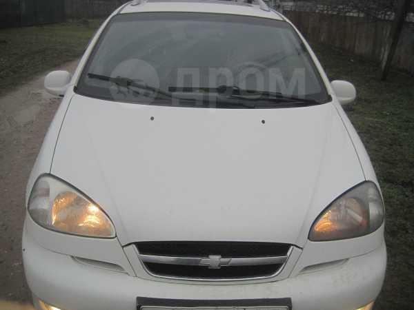 Chevrolet Rezzo, 2007 год, 270 000 руб.
