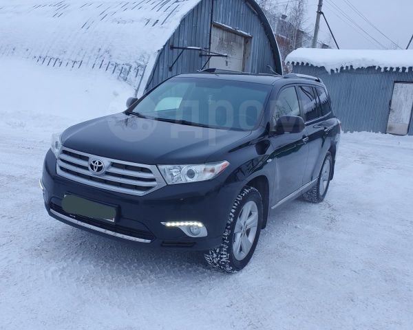 Toyota Highlander, 2013 год, 1 595 000 руб.