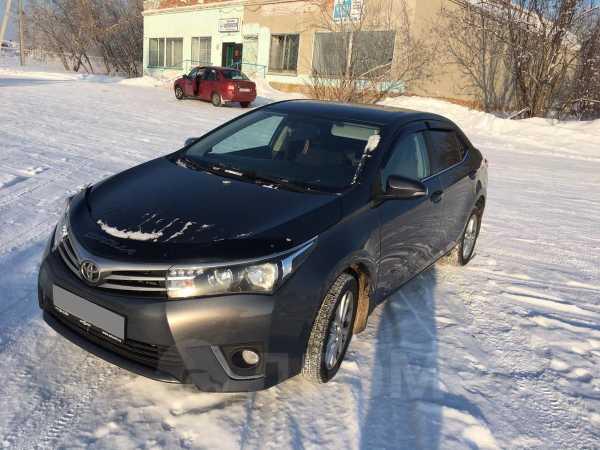 Toyota Corolla, 2015 год, 860 000 руб.