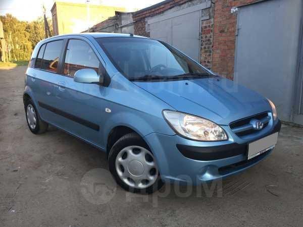 Hyundai Getz, 2007 год, 345 000 руб.