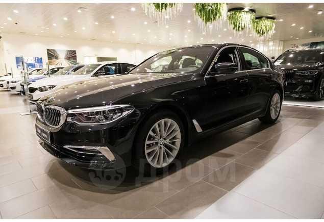 BMW 5-Series, 2020 год, 3 500 000 руб.