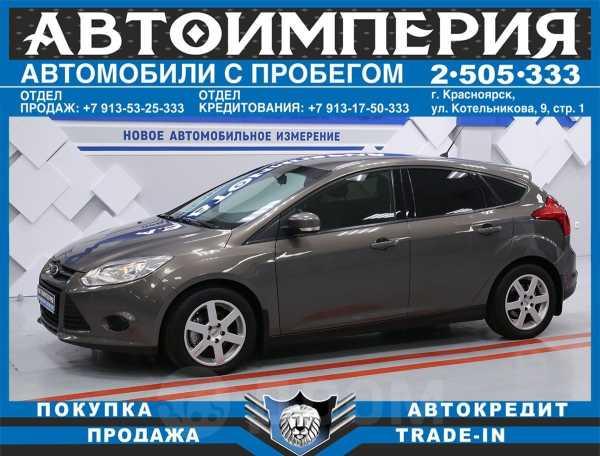 Ford Focus, 2012 год, 458 000 руб.