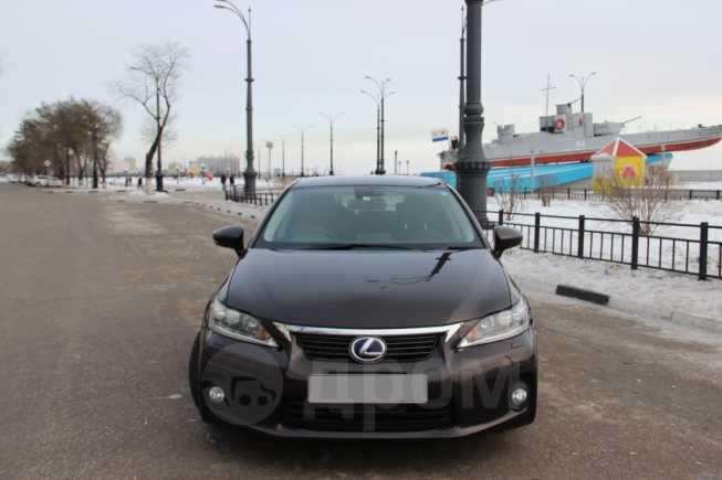 Lexus CT200h, 2011 год, 970 000 руб.