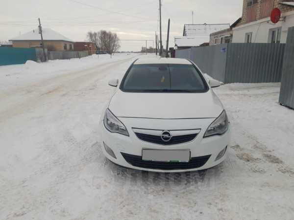 Opel Astra, 2012 год, 370 000 руб.