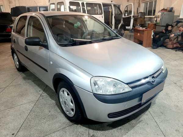 Opel Corsa, 2003 год, 179 000 руб.